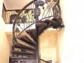 令你眩晕的美丽--- 铁艺楼梯