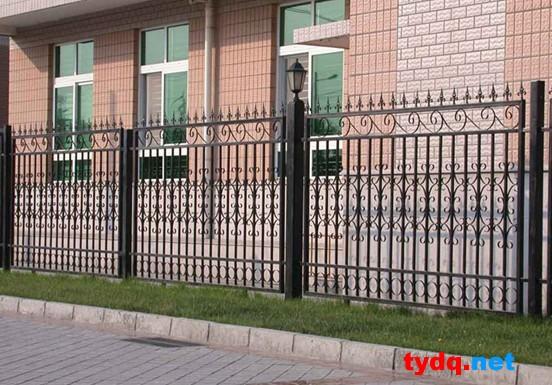 设计图片,铁艺围栏图集 精品铁艺围栏图片素材 效果图 设计图