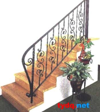 铁艺楼梯制品图片素材 效果图 设计图