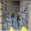 无锡铁艺栏杆加工 铁艺产品