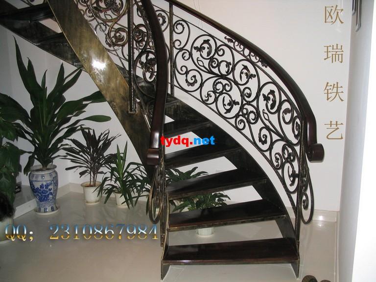 图片,铁艺楼梯图集 成都铁艺栏杆图片素材 效果图 设计图铁艺
