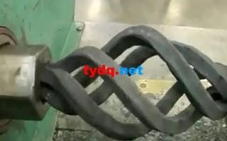 铁艺设备加工技术
