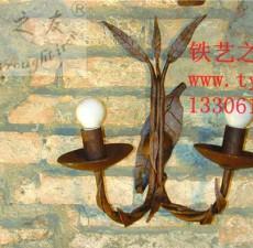 铁艺之友牌古罗马系列铁艺灯 (20图)