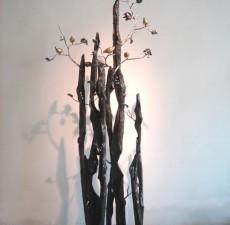 铁艺雕塑,铁艺景观