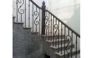 铁艺楼梯的维护及保养方法
