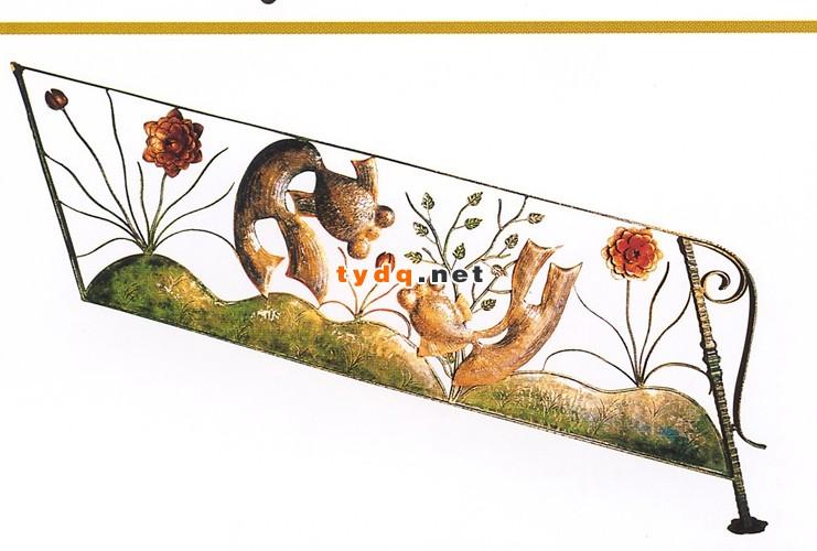设计图片,铁艺扶手图集 铁艺楼梯图片素材 效果图 设计图铁艺