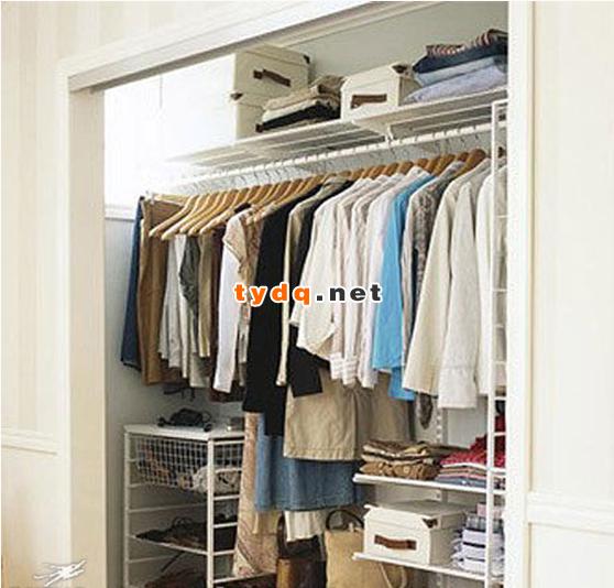 小衣柜格局設計圖