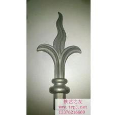 铝艺矛头花片 (28图)