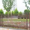小区别墅安全防护铁艺栅栏