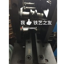 铁艺冷轧机/铁艺压花机