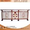 铁艺阳台栏杆围栏博盾欧式铁艺复古走廊栏杆楼梯扶手