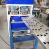 德川机械数控冲孔机管材冲孔机 护栏冲孔机