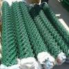 优质组装式PE包塑篮球场围网笼式足球场护栏网