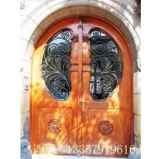 铁艺进户门图片 (11图)