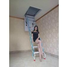 美女和楼梯 (4图)