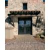现代铁艺门与古典铁艺门有什么不同?