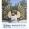 张家界别墅大门专用开门机阿尔卡诺八字平开门机