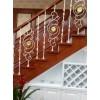 铁艺楼梯立柱批发