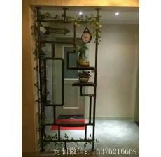 室内花架屏风一体装饰屏风