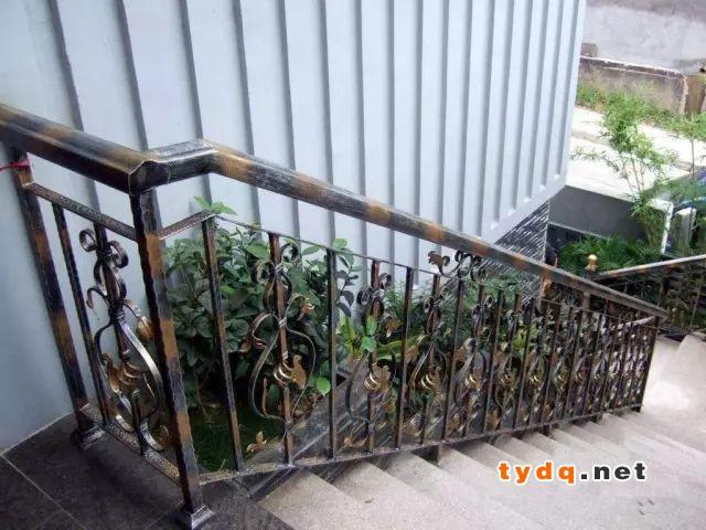 铁艺楼梯2