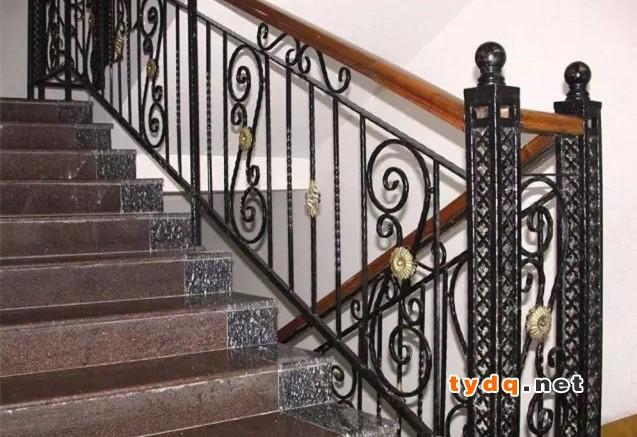 铁艺楼梯3