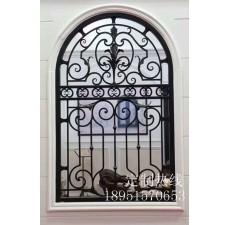 艺术铁艺窗 (11图)