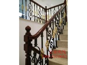 铁艺楼梯 (26图)