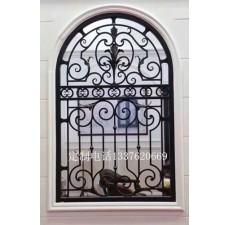 铁艺防盗窗 (1图)