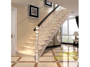 无锡铁艺楼梯款式 (26图)