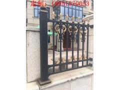 铝艺围墙栏杆安装效果图片【无锡】