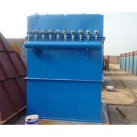 GA型大气清灰袋式除尘器的主要作业原理