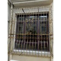 无锡铁艺窗户花窗厂家定制
