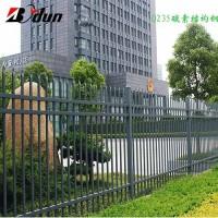 围墙护栏组装锌钢栅栏