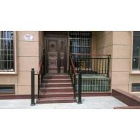 楼梯扶手锌钢楼梯防护栏