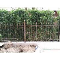 铁艺围墙护栏【无锡】
