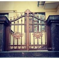 无锡铝艺庭院大门