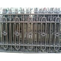铝艺围墙栏杆【无锡】