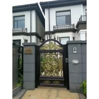 无锡铝艺铝合金大门 铸铝阳台护栏 楼梯扶手