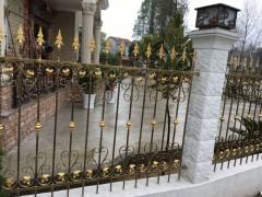武汉铁艺围栏围墙厂家